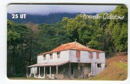 Telecarte °_ N-Calédonie-99-La Maison Bonnard-25 U-gem-03.02- R/V 2832 ° LUXE - Neukaledonien
