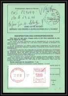 54475 Talence Gironde Vignette EMA Ordre De Reexpedition Definitif France - Marcophilie (Lettres)