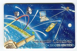 Telecarte °_ N-Calédonie-68-An 2000-25 U-Sc7-09.99- R/V 7947 ° TBE - Nouvelle-Calédonie