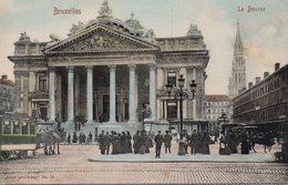 CP Belgique Bruxelles Bourse La - Monuments