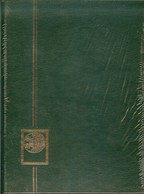 Yvert Et Tellier - CLASSEUR Perfecta 16 Pages Fond Noir, Petit Modèle, Couverture De Couleur Verte - Petit Format, Fond Noir
