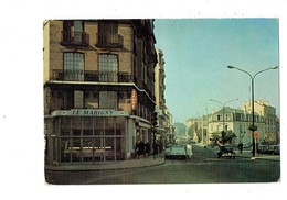 Cpm - 78 - Maisons-Laffitte - Avenue De Poissy - 8113 Abeille Cartes - 1968 - Tabac LE MARIGNY Voiture 2 CV CITROEN - Maisons-Laffitte