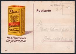 D0554 - Knorr Werbung Reklame Werbepostkarte - Pubblicitari