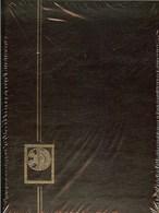 Yvert Et Tellier - CLASSEUR Perfecta 16 Pages Fond Noir, Petit Modèle, Couverture De Couleur Noire - Albums à Bandes
