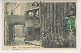 GIEN - Puits à Deux étages - Rue Gambetta - Gien