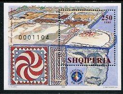 ALBANIA 2000 Bimillenary Of Christianity MNH / **.  Michel Block 122 - Albanie