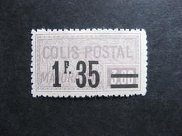 C). TB Timbre Colis Postaux N° 39, Neuf XX. - Colis Postaux