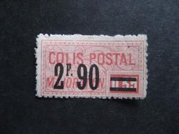 C). TB Timbre Colis Postaux N° 45, Neuf XX. - Colis Postaux