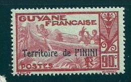 Inini:timbre Poste N°17** - Inini (1932-1947)