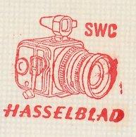 Meter Top Cut Sweden 1967 Photo Camera - Hasselblad - Fotografia