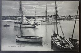 CPA 29 MORGAT - Le Port - Edit. Artaud 1 - Réf. D 209 - Morgat