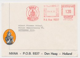 Meter Address Label Netherlands 1970 Potato Plant - Landwirtschaft