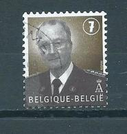 2007 Belgium King Albert Tarief 7 Used/gebruikt/oblitere - Belgique