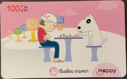 Mobilecard Thailand - Happy - Schach (1.1) - Thailand