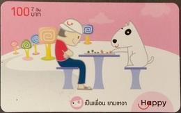 Mobilecard Thailand - Happy - Schach (1.2) - Thailand