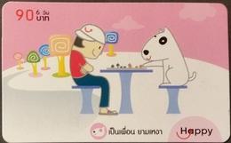 Mobilecard Thailand - Happy - Schach (2.1) - Thailand