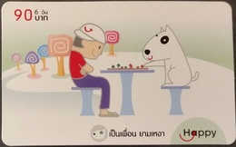 Mobilecard Thailand - Happy - Schach (3.1) - Thailand