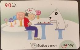 Mobilecard Thailand - Happy - Schach (3.2) - Thailand