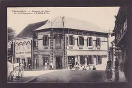 CPA Madagascar Afrique Noire Non Circulé Commerce Shop PAOLI Corse - Madagaskar