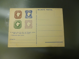 BILHETE POSTAL - EDIÇAO DO MERCADO FILATÉLICO (1ª EMISSAO DE PORTUGAL 1853) PORTO - Variétés Et Curiosités