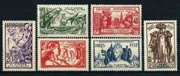 St.Pedro Y Miquelón Nº 160/5 Nuevo* - Unused Stamps