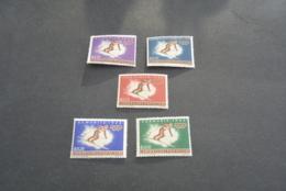 K24364 - Set Mint Hinged Paraguay 1924 - Olympics Chamonix - Winter 1924: Chamonix