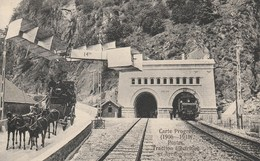 Piemonte -Verbano-Cusio-Ossola - Tunnel Sempione - - Verbania