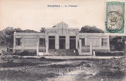 CPA Madagascar - Majunga - Le Tribunal - 1921 - Madagaskar