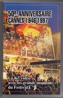 50 Eme Anniversaire  Du  Festival  De  Cannes - Pellicole Cinematografiche: 35mm-16mm-9,5+8+S8mm