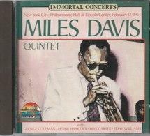 Miles Davis  - New York City Philharmonic Hall At Lincoln Center - Miles Davis Quintet - 8 Titres - Jazz