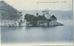 Santa Margherita Ligure; Castello Di Paraggi - Non Viaggiata. (FR Phot) - Genova (Genoa)
