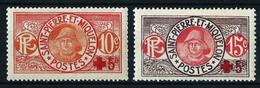 St.Pedro Y Miquelón Nº 105/6 Nuevo* - Nuevos