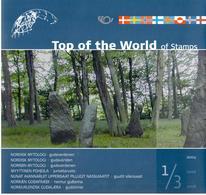 Encart Top Of The World 2004 - Mythologie Nordique 1/3 - Emisiones Comunes