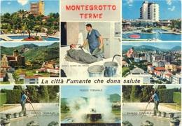 ITALY. POSTCARD. MONTEGROTTO TERME - Francia