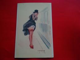 ILLUSTRATEUR PELTIER LE MAUVAIS TEMPS INDISCRET - Other Illustrators