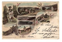 88 VOSGES - Gruss Aus Den Vogesen, Pionnière (voir Descriptif) - Frankreich