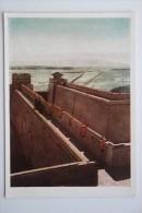 China. GREAT WALL  -  Old Postcard - 1957 - China
