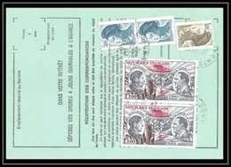 54969 Audenge Gironde Poste Aérienne PA N°48 Guillaumet Codos X 2 Airmail Ordre De Reexpedition Definitif France - Posta Aerea