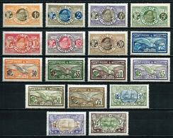 St.Pedro Y Miquelón Nº 78/93 Nuevo**/*/(*) Cat.56€ - Unused Stamps