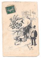 Roberty énorme Chapeau Art Nouveau - Autres Illustrateurs