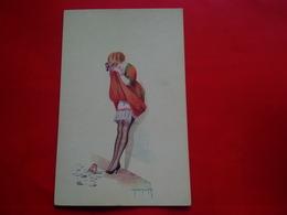 ILLUSTRATEUR PELTIER LA PARSIENNE CHEZ ELLE - Other Illustrators