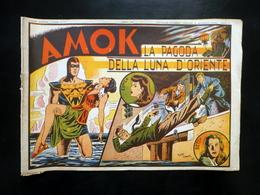 Amok La Pagoda Della Luna D'Oriente N. 7 5/1/1947 Originale Fumetto - Libri, Riviste, Fumetti