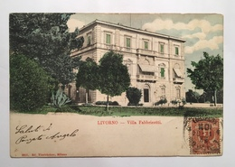18 Livorno - Villa Fabbricotti - Livorno