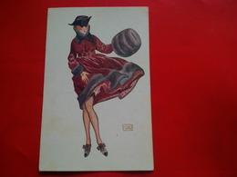 ILLUSTRATEUR LEONNEC COUPS DE VENT - Other Illustrators