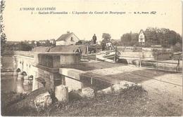 Dépt 89 - SAINT-FLORENTIN - L'Aqueduc Du Canal De Bourgogne - (B. F., N° 5) - Saint Florentin