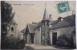 Augerville - Proprièté Le Dru - CPA 1913 - Other Municipalities
