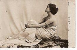 LINA CAVALIERIE - SOPRANO ITALIENNE - Singers & Musicians