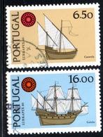 N°1482,4 - 1980 - Used Stamps