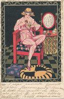PUBBLICITA' SIRIO SAPONI E PROFUMERIE - Werbepostkarten