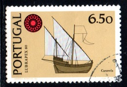 N°1482 - 1980 - Used Stamps